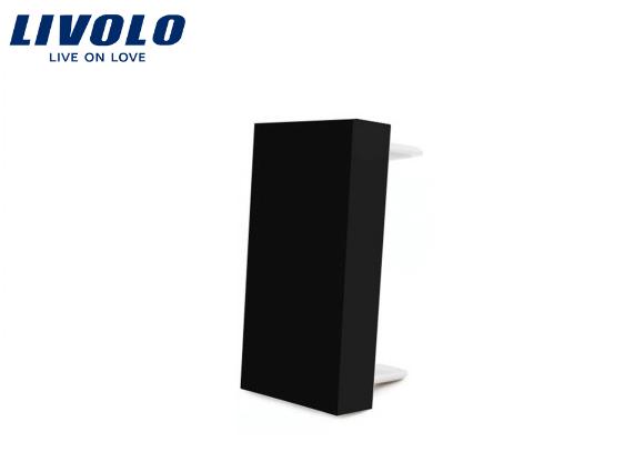Livolo modulis melns WZ-W-62
