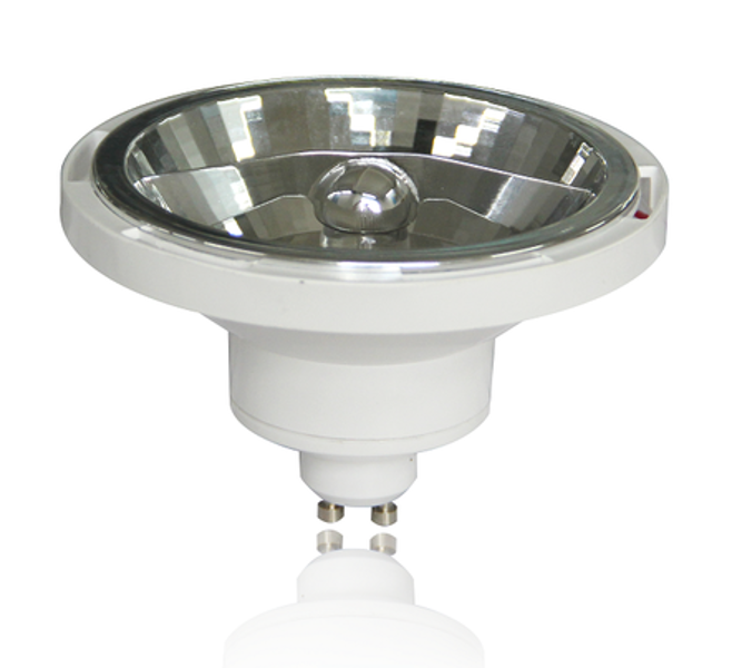 AR111 LED SPULDZE PL-AR111-21096 14W 900lm 45* GU10 3000K 220-240V D111 H70