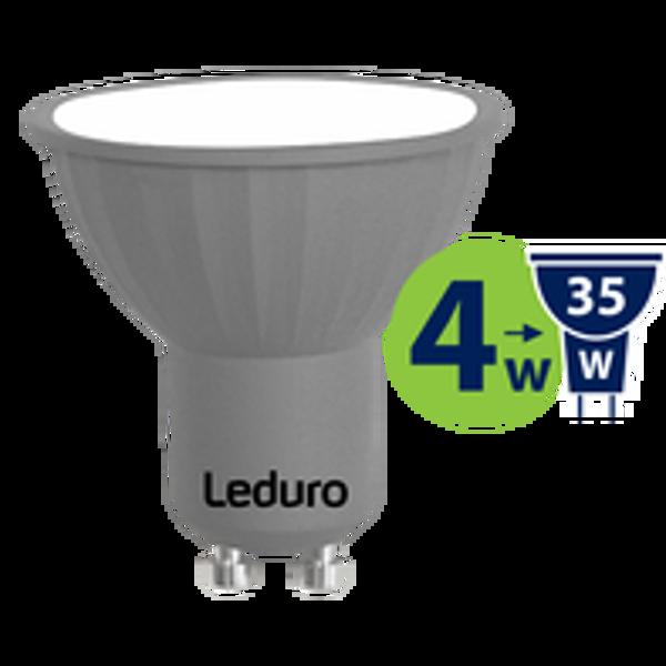 PAR16 LED SPULDZE PL-PAR16-21174 4W >90* GU10 300lm 3000K 220-240V