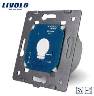 Livolo vienpola skārienjutīgais slēdzis- pārslēdzis, attālināti vadāms (REMOTE), WW-C701SR