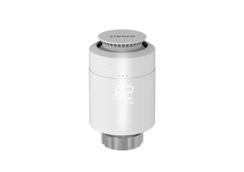 Livolo gudrais termoregulators radiatoram Zigbee VL-SHQ010