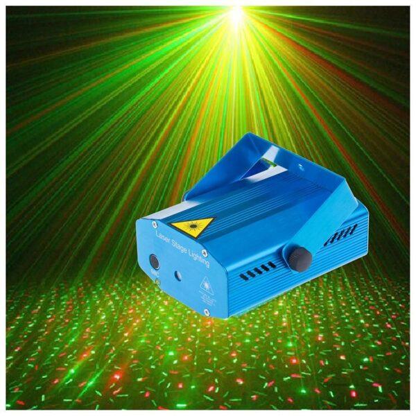 Lāzeris mini stage laser lighting