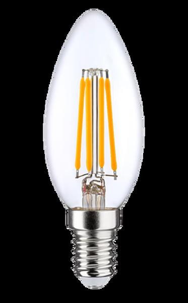 LEDURO LED Filament spuldze 70305 E14 6W 3000K 810lm Dimming