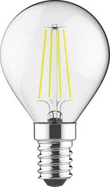 G45 LED FILAMENT FL-G45-70201 4W 400lm 360° E14 2700K 220-240V