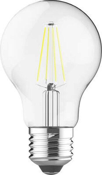 A60 LED FILAMENT FL-A60-70101 6.5W 806lm 360° E27 2700K 220-240V