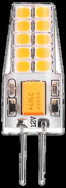 LED SPULDZE PL-G4-21056 2.5W 200lm 360* G4 2700K 10x29mm AC/DC12V Dimming