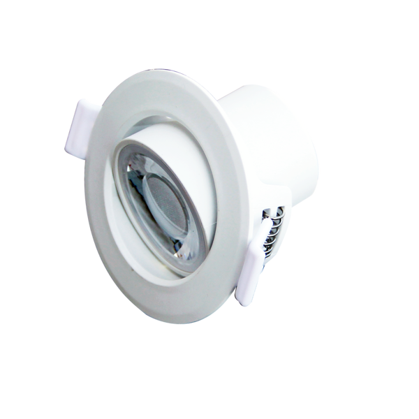 LX-RSLIM-94117 recessed luminaire white  D90mm