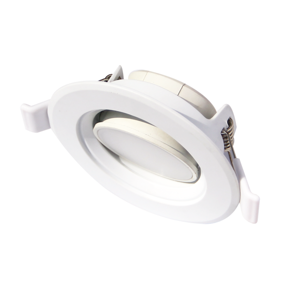 LX-RSLIM-94121  recessed luminaire white D90mm
