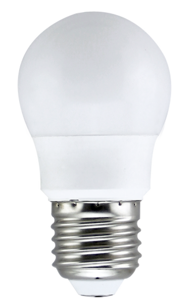 G45 LED SPULDZE PL-G45-21183 5W 400lm 360* E27 2700K 220-240V