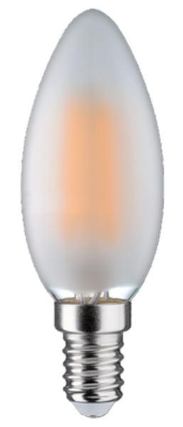 LEDURO LED Filament spuldze 70304 E14 6W 3000K 730lm matēta